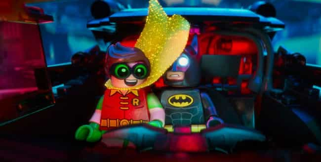 The Lego Batman Movie is listed (or ranked) 3 on the list Kids' Movies That Proved Surprisingly Controversial