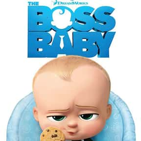 The Boss Baby is listed (or ranked) 1 on the list The Best New Kids Movies of the Last Few Years