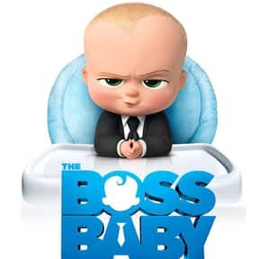 The Boss Baby is listed (or ranked) 1 on the list The Funniest Movies About Babies