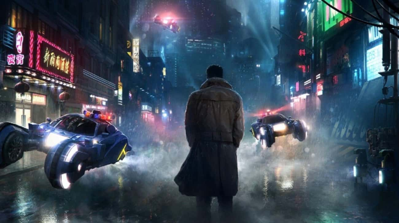 Blade Runner 2049 is listed (or ranked) 1 on the list The Best New Sci-Fi Movies of the Last Few Years