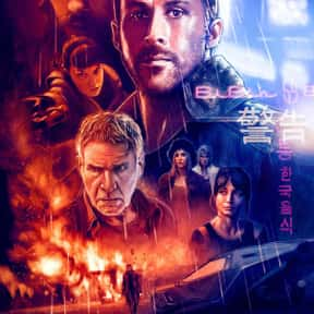Blade Runner 2049 is listed (or ranked) 2 on the list Great Movies with a Neon Aesthetic