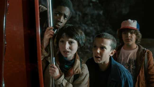 Stranger Things is listed (or ranked) 2 on the list What to Watch If You Love 'The Haunting Of Hill House'