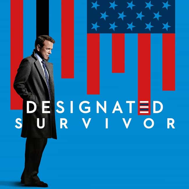 Designated Survivor is listed (or ranked) 4 on the list What to Watch If You Love 'The Blacklist'