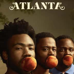 Atlanta is listed (or ranked) 22 on the list The Best Golden Globe Winning Comedy Series