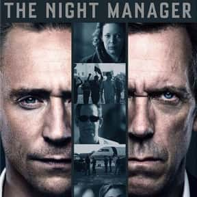 The Night Manager is listed (or ranked) 10 on the list The Best Ever Spy TV Shows