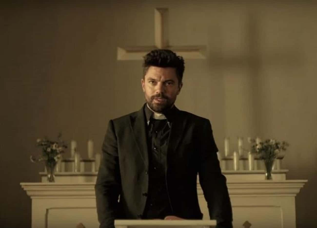 Preacher is listed (or ranked) 2 on the list What to Watch If You Love 'Mr. Robot'