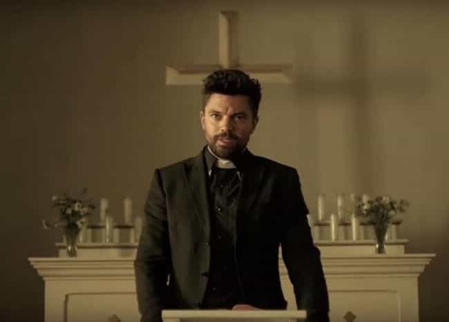 Preacher is listed (or ranked) 3 on the list What to Watch If You Love 'The X-Files'