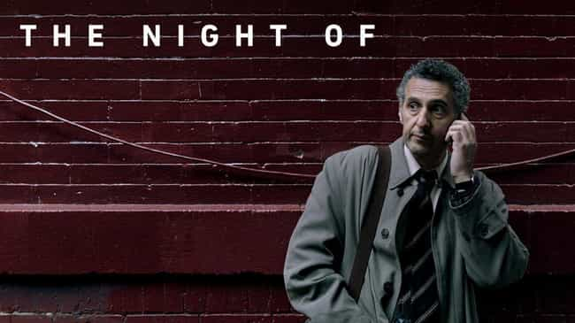 The Night Of is listed (or ranked) 4 on the list The Best Shows Featuring The Sopranos Cast