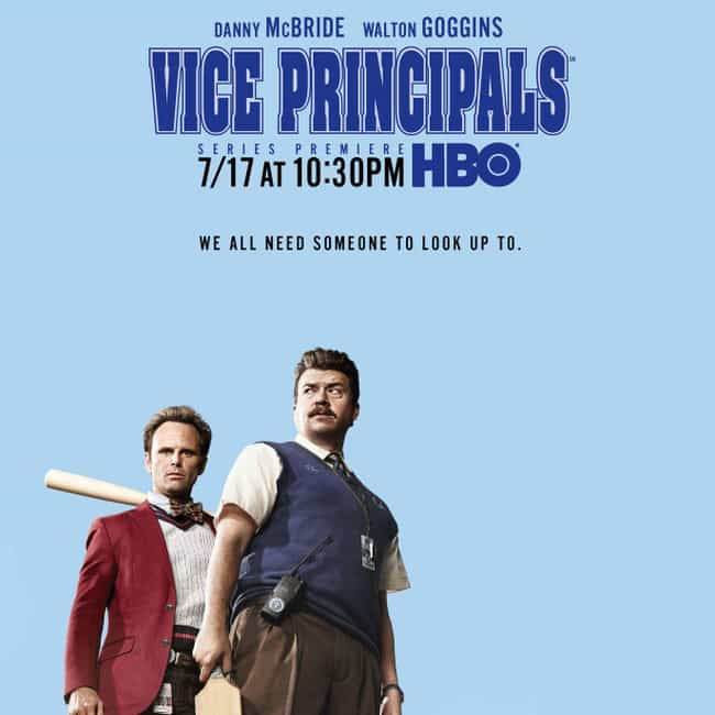 Vice Principals is listed (or ranked) 7 on the list What to Watch If You Love 'Ballers'