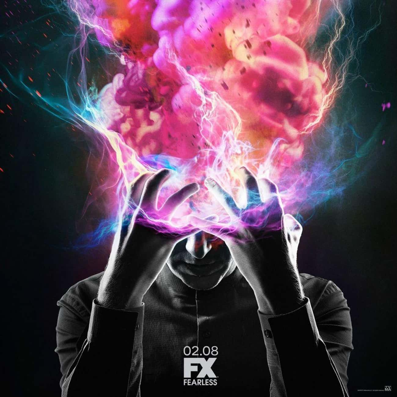 Legion is listed (or ranked) 4 on the list What to Watch If You Love 'American Gods'