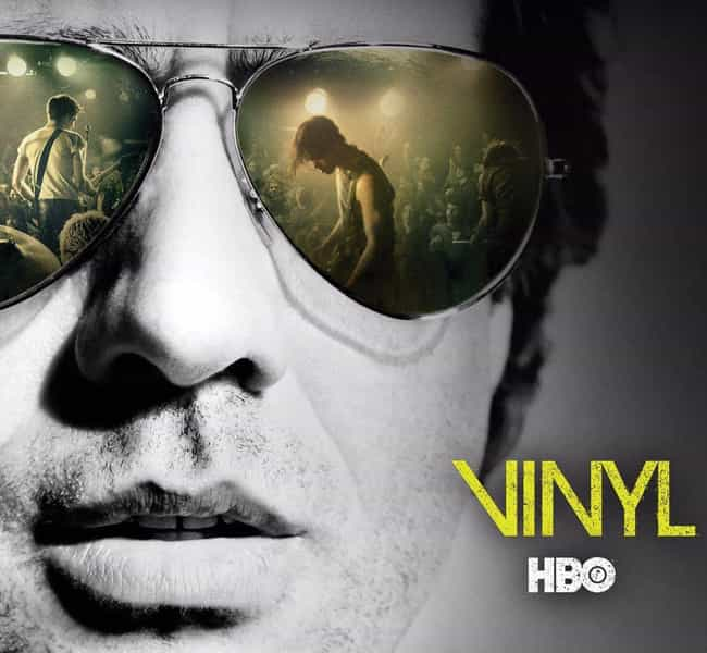 Vinyl is listed (or ranked) 4 on the list What to Watch If You Love Narcos