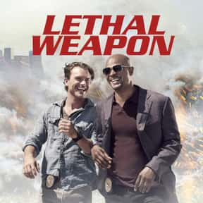 Lethal Weapon is listed (or ranked) 2 on the list The Best Action Comedy Series Ever Made