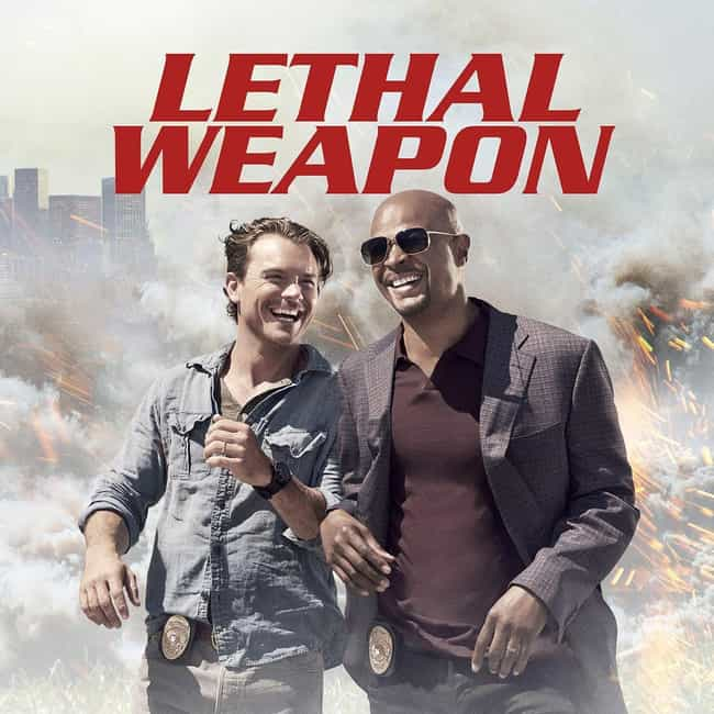 Lethal Weapon is listed (or ranked) 3 on the list What to Watch If You Love 'Hawaii Five-0'