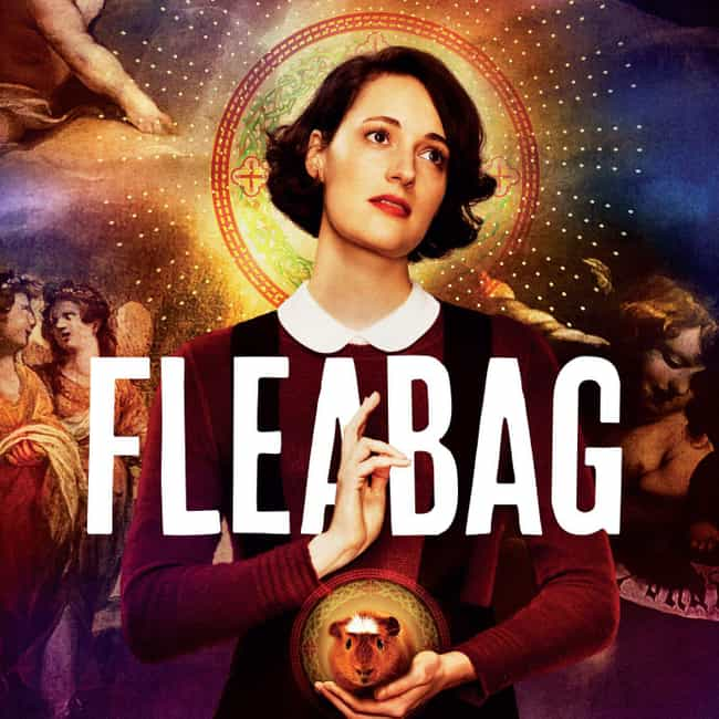 Fleabag is listed (or ranked) 4 on the list The Biggest Emmys 2019 Nomination Surprises