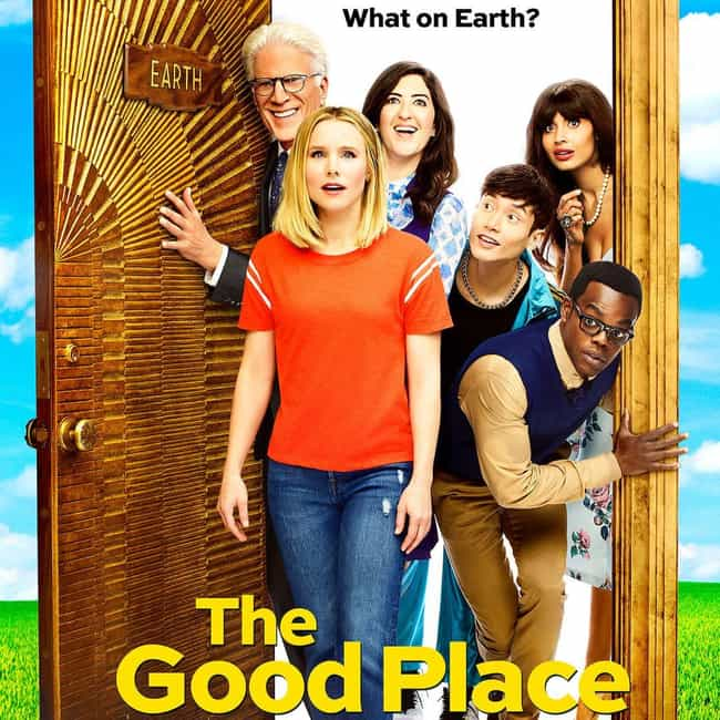 The Good Place is listed (or ranked) 5 on the list What to Watch If You Love 'American Gods'