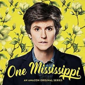 One Mississippi is listed (or ranked) 17 on the list All the Shows Amazon Has Canceled