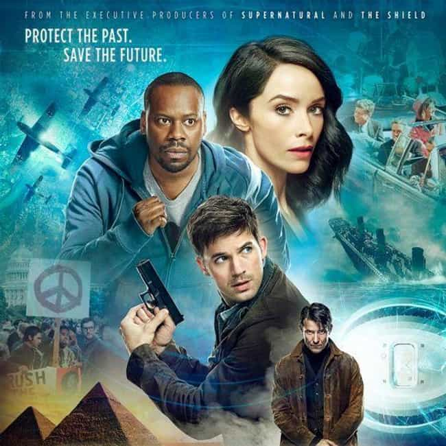 Timeless is listed (or ranked) 1 on the list The Best Current Shows About Time Travel