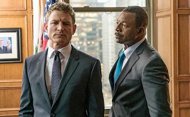 Chicago Justice is listed (or ranked) 4 on the list What to Watch If You Love 'Chicago Fire'