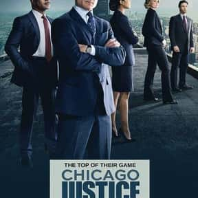 Chicago Justice is listed (or ranked) 6 on the list The Best Dick Wolf Shows and TV Series