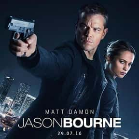 Jason Bourne is listed (or ranked) 7 on the list List of Films Scored By John Powell