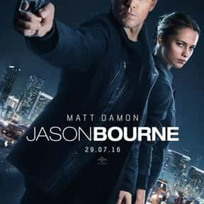Jason Bourne is listed (or ranked) 9 on the list The Best Action Movies of 2016