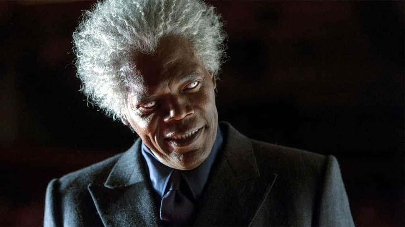 Miss Peregrine's Home for Pecu is listed (or ranked) 2 on the list Samuel L. Jackson's Many, Many Onscreen Wigs, Ranked By Dramatic Effect