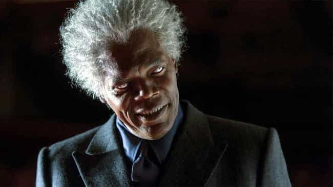 Miss Peregrine's Home fo... is listed (or ranked) 2 on the list Samuel L. Jackson's Many, Many Onscreen Wigs, Ranked By Dramatic Effect