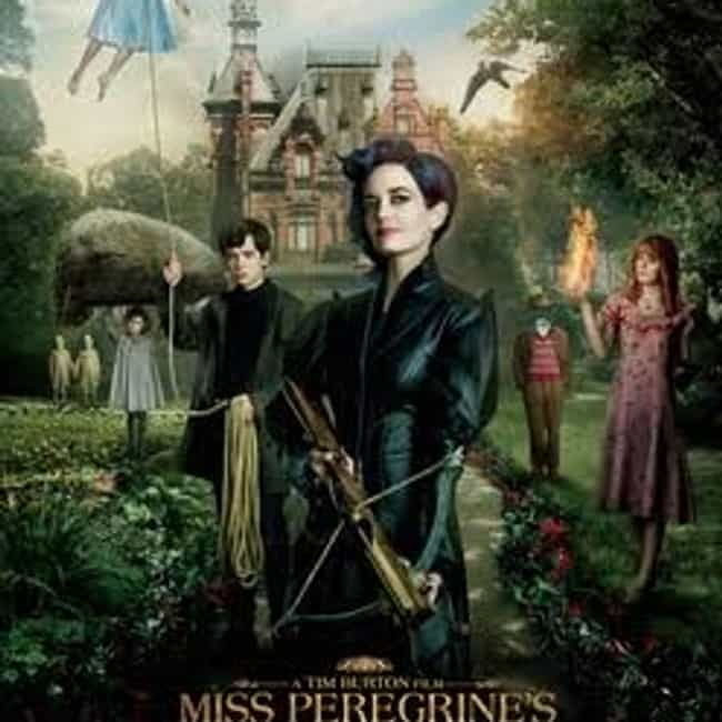 Miss Peregrine's Home for Pecu... is listed (or ranked) 3 on the list Movies & TV Shows to Watch If You Love Harry Potter