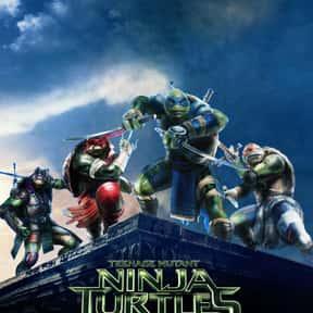 Teenage Mutant Ninja Turtles:  is listed (or ranked) 13 on the list The Worst Movies of 2016