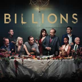 Billions is listed (or ranked) 24 on the list The Best Current Crime Drama Series