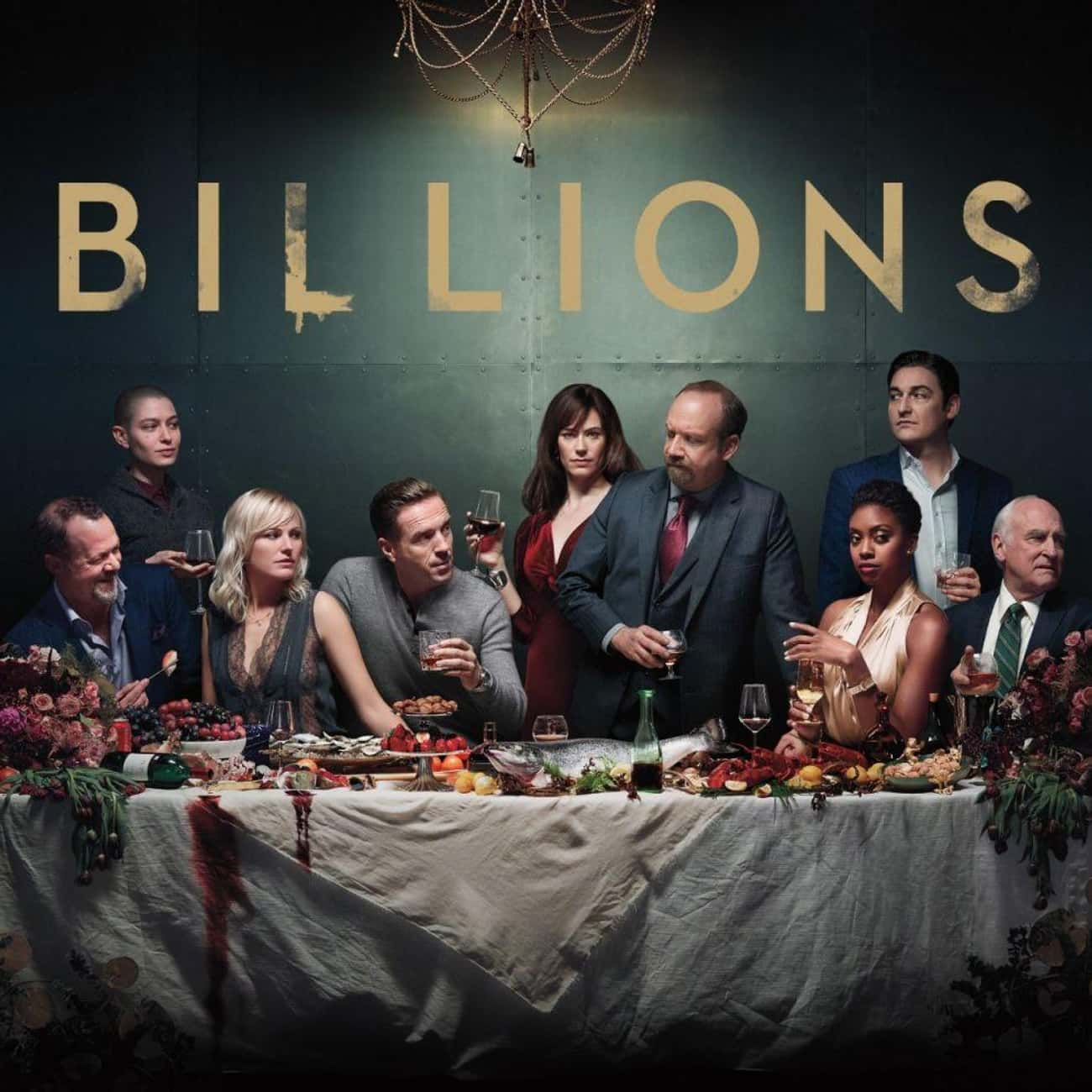 Billions is listed (or ranked) 4 on the list What to Watch If You Love 'Ballers'
