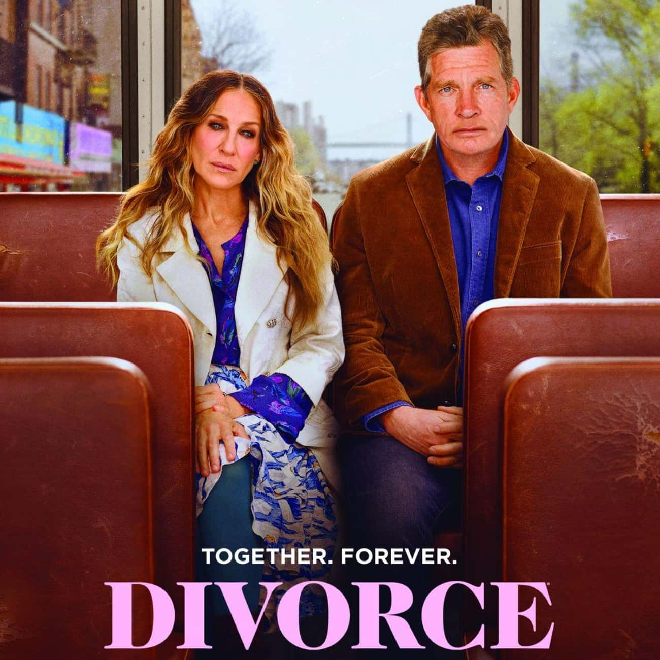 Divorce is listed (or ranked) 2 on the list What To Watch If You Love 'You're The Worst'