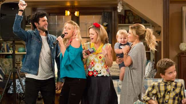 Fuller House is listed (or ranked) 2 on the list Netflix Shows People Are Bingeing The Fastest