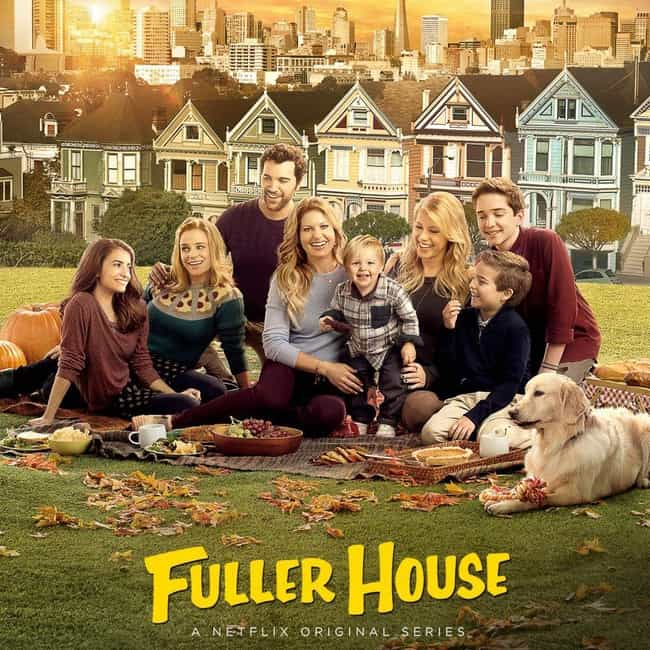 Fuller House is listed (or ranked) 2 on the list What To Watch If You Love 'Saved By The Bell'