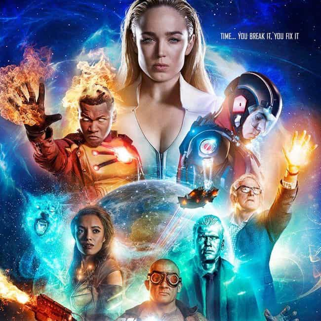 Legends of Tomorrow is listed (or ranked) 4 on the list What to Watch If You Love 'Jessica Jones'