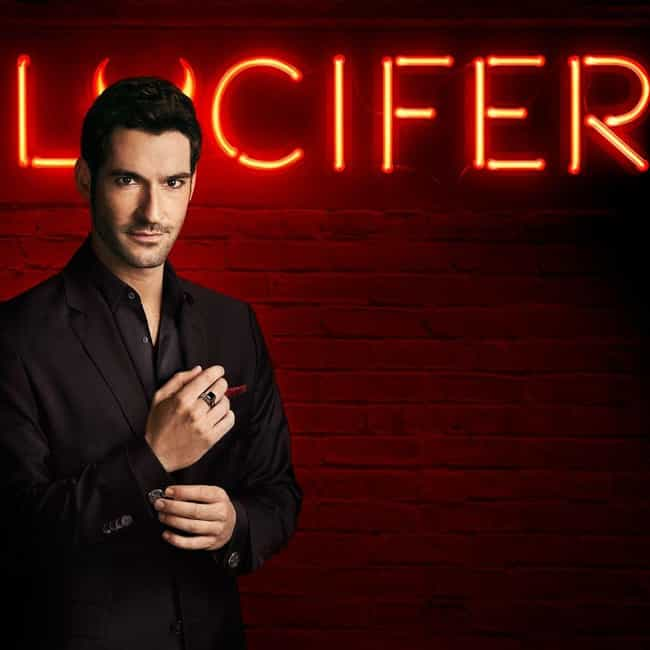 Lucifer is listed (or ranked) 1 on the list What to Watch If You Love 'American Gods'