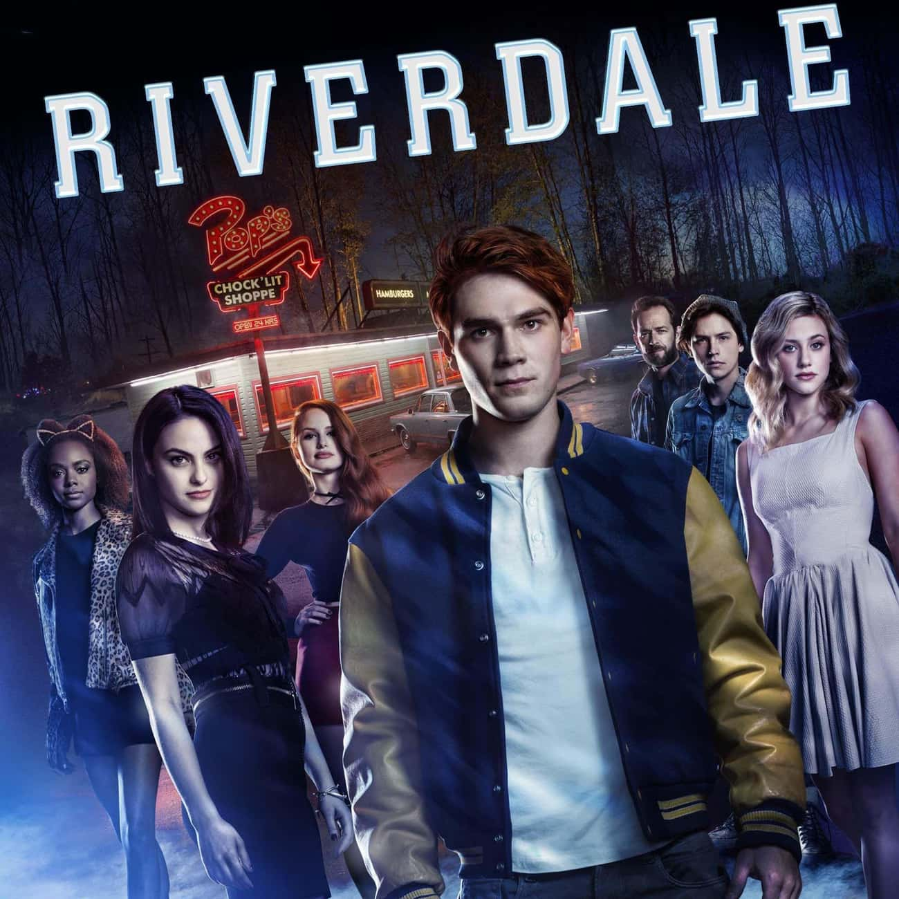 Riverdale is listed (or ranked) 2 on the list What To Watch If You Love 'Katy Keene'