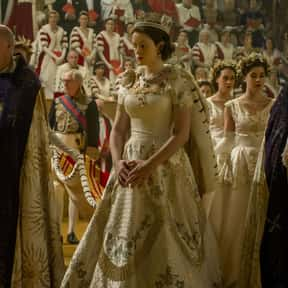 The Crown is listed (or ranked) 19 on the list The Best Current Shows You Can Watch With Your Mom