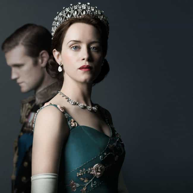 The Crown is listed (or ranked) 4 on the list What to Watch If You Love 'The Man in the High Castle'