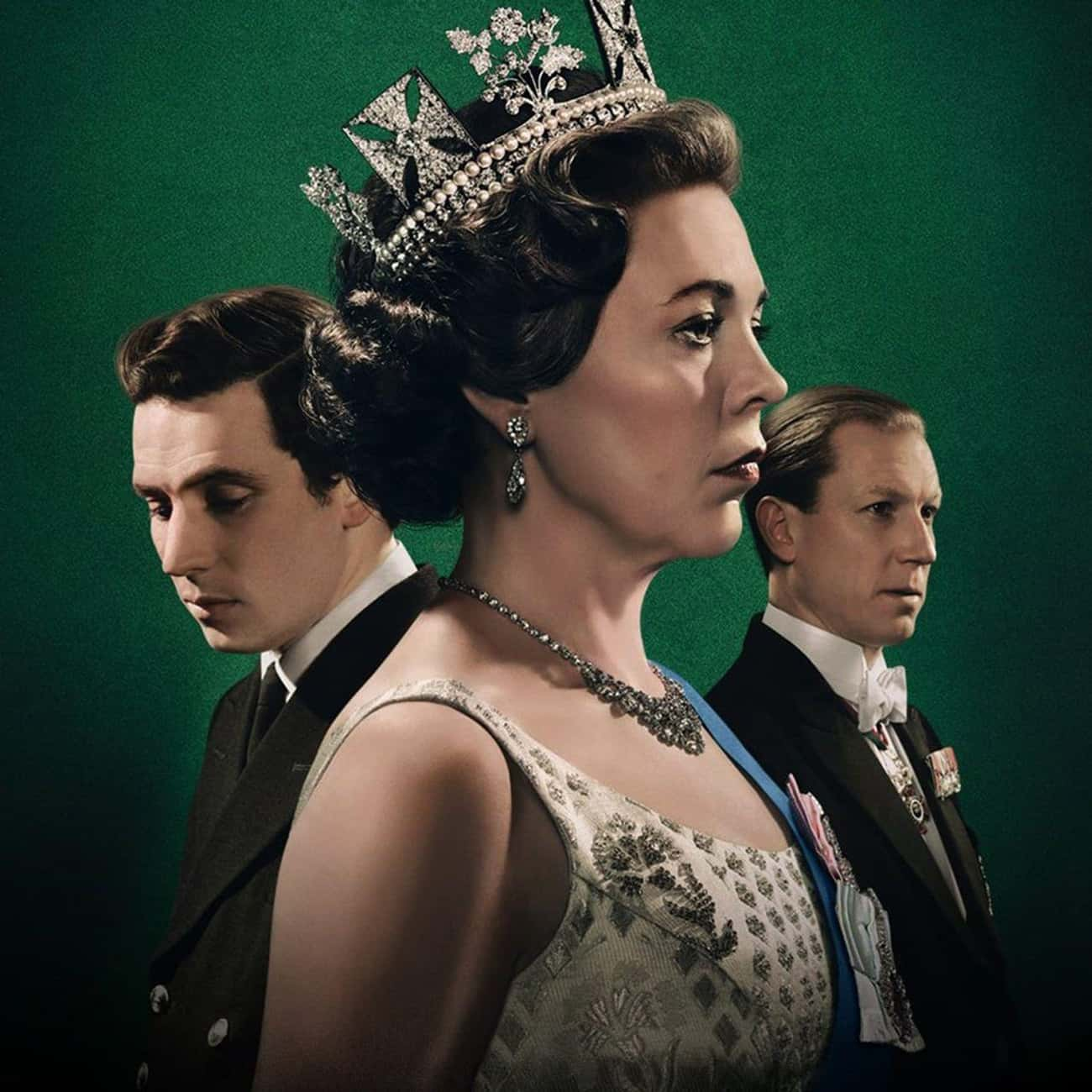 The Crown is listed (or ranked) 4 on the list What To Watch If You Love 'Versailles'