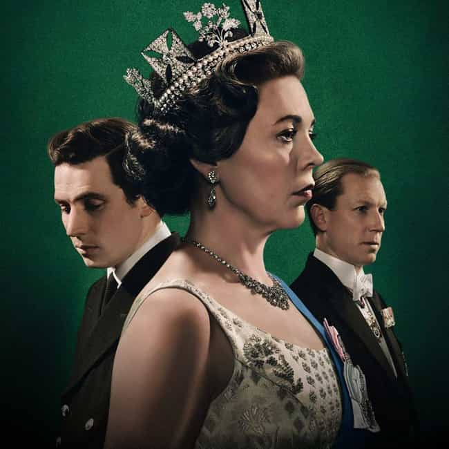 The Crown is listed (or ranked) 2 on the list What to Watch If You Love 'The Man in the High Castle'