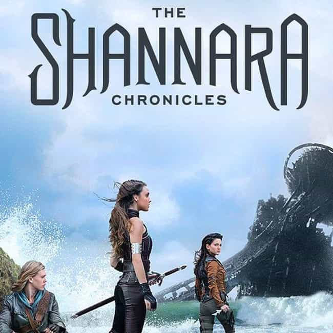 The Shannara Chronicles ... is listed (or ranked) 4 on the list Current TV Shows That Are Just Game of Thrones Ripoffs