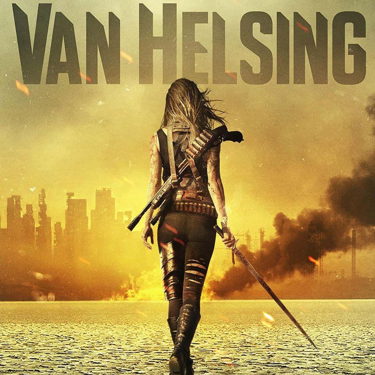 Van Helsing is listed (or ranked) 4 on the list What to Watch If You Love 'Z Nation'