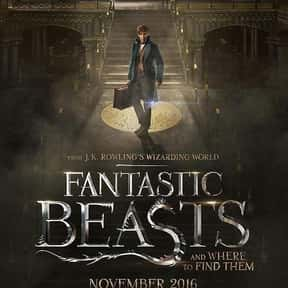 Fantastic Beasts and Where to  is listed (or ranked) 10 on the list Good Movies for 12 Year Olds