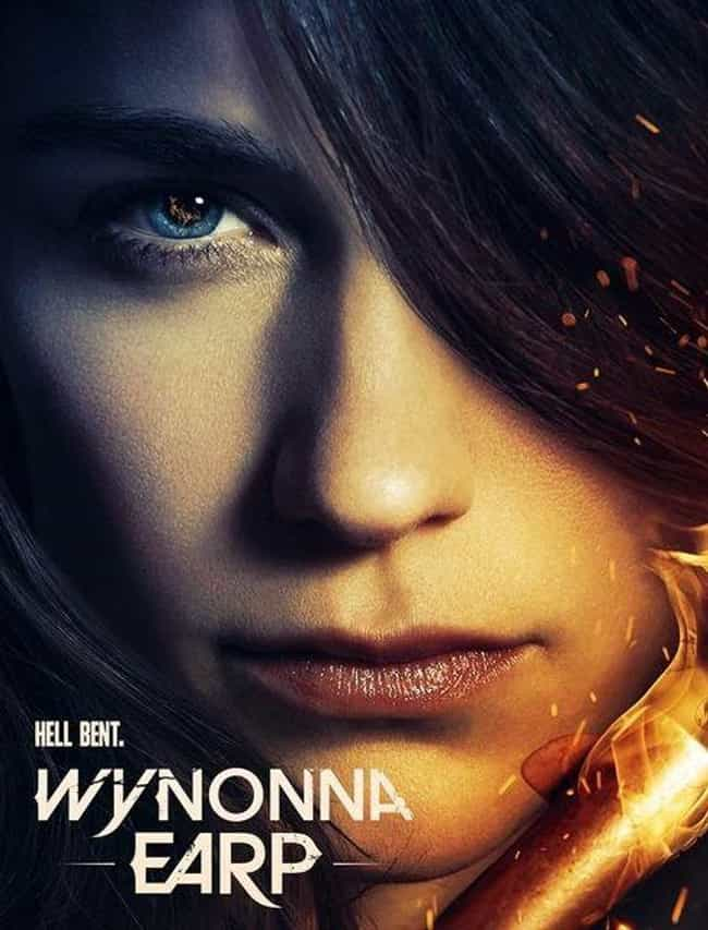 Wynonna Earp is listed (or ranked) 2 on the list The Best Recent Western TV Shows & Movies