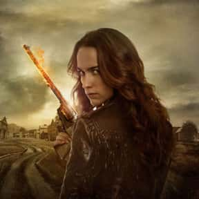Wynonna Earp is listed (or ranked) 23 on the list The Best Fantasy Drama Series