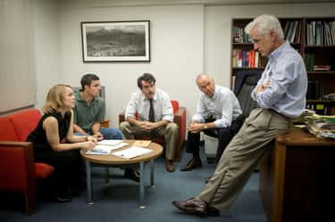 Spotlight is listed (or ranked) 2 on the list Historical Movies You Most Want To Change The Ending Of