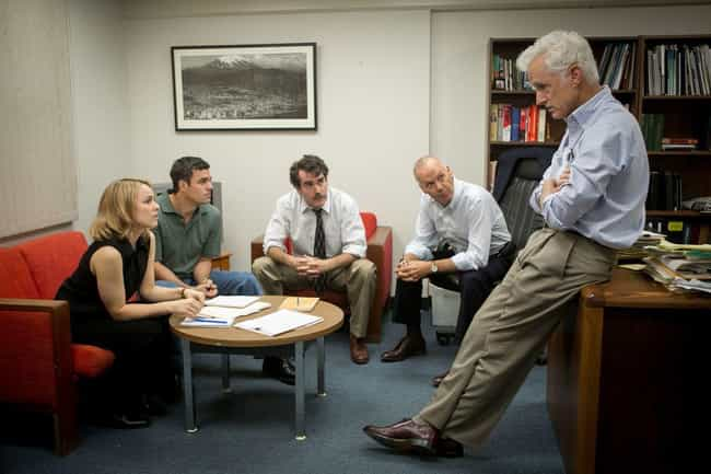 Spotlight is listed (or ranked) 1 on the list Every '00s News Story That Became A Movie Or TV Show In The 2010s