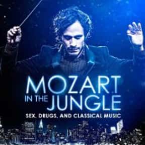 Mozart in the Jungle is listed (or ranked) 5 on the list All the Shows Amazon Has Canceled