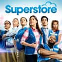 Superstore is listed (or ranked) 3 on the list Current TV Comedies You Wish You Were A Character On